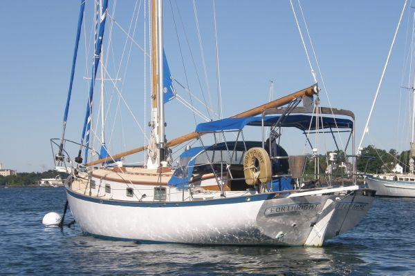 Boats for Sale & Yachts Gordan Swift / Joel White Cutter 1985 Sailboats for Sale
