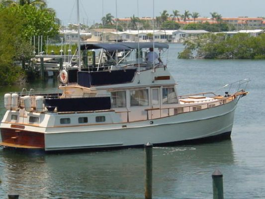 1985 grand banks motor yacht boats yachts for sale for Grand banks motor yachts for sale
