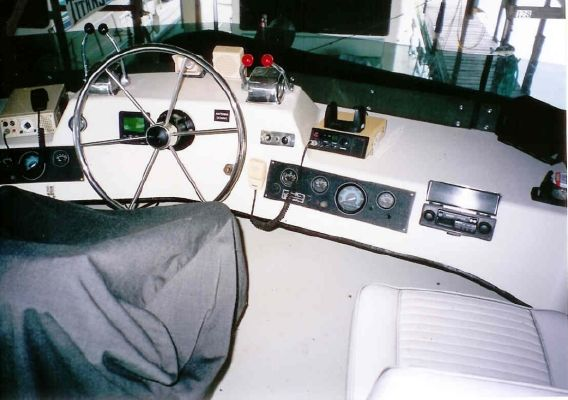 Harbor Master Standard 1985 Egg Harbor Boats for Sale