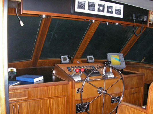 Boats for Sale & Yachts Hatteras 56 Motor Yacht 1985 Hatteras Boats for Sale