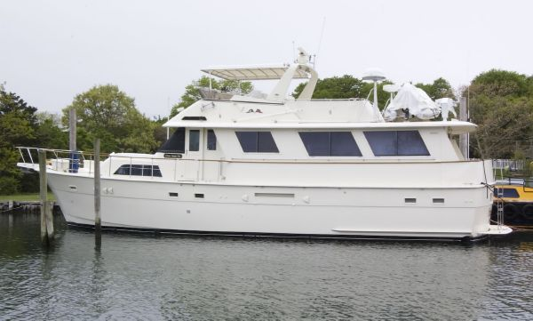 1985 hatteras 61 motor yacht boats yachts for sale for Hatteras motor yacht for sale