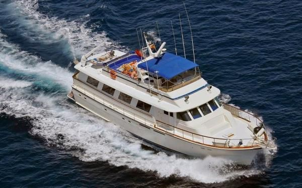 1985 hatteras 72 motor yacht boats yachts for sale for 72 hatteras motor yacht for sale