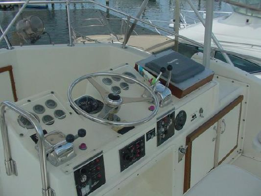 Hatteras Convertible 45 1985 Hatteras Boats for Sale