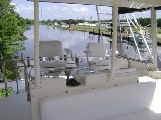 Boats for Sale & Yachts Hatteras Convertible with Full Tower, Fresh Water: Owners Looking To Trade Up 1985 Hatteras Boats for Sale