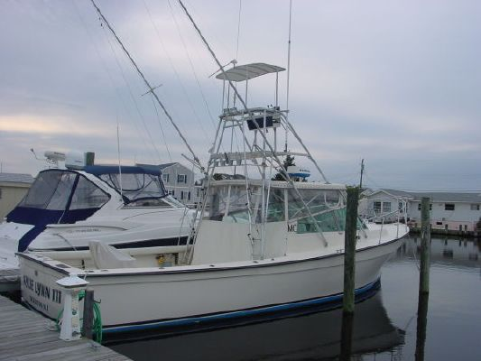 Henriques Maine Coaster Openfisherman 1985 All Boats Fisherman Boats for Sale