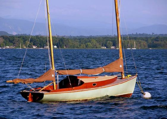 Boats for Sale & Yachts Herreshoff Cat Yawl (Design #102) 1985 All Boats