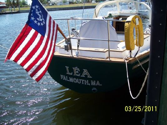 Herreshoff custom 41 1985 All Boats