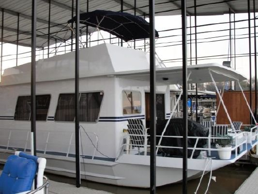 Boats for Sale & Yachts Hilburn Aluminum Houseboat 1985 Houseboats for Sale