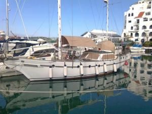 Hudson Force 50 Ketch 1985 Ketch Boats for Sale