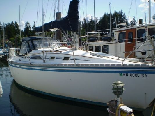 1985 hunter sloop  1 1985 Hunter Sloop
