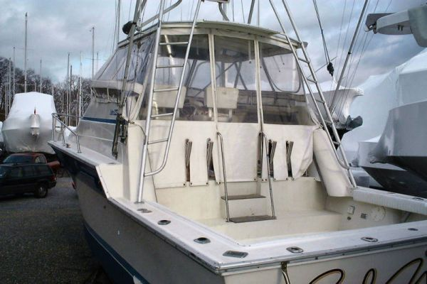 Luhrs 340 Express Sportfish 1985 Sportfishing Boats for Sale