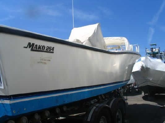 Mako 254 Open Fisherman( 99 Motors) 1985 Mako Boats for Sale