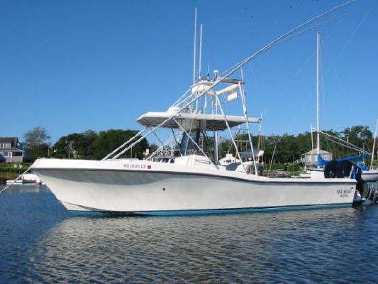 Mako 284 w/T 200 hp Opti, Offers are Encouraged 1985 Mako Boats for Sale