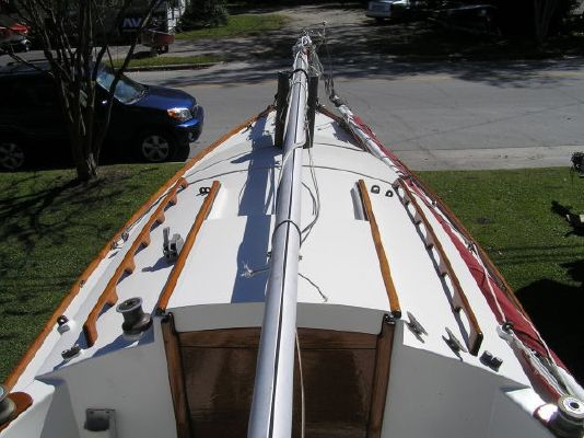 1985 marine concepts rob roy pocket yawl  12 1985 Marine Concepts Rob Roy Pocket Yawl