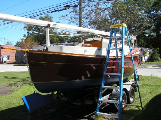 1985 marine concepts rob roy pocket yawl  2 1985 Marine Concepts Rob Roy Pocket Yawl