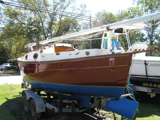 1985 marine concepts rob roy pocket yawl  3 1985 Marine Concepts Rob Roy Pocket Yawl