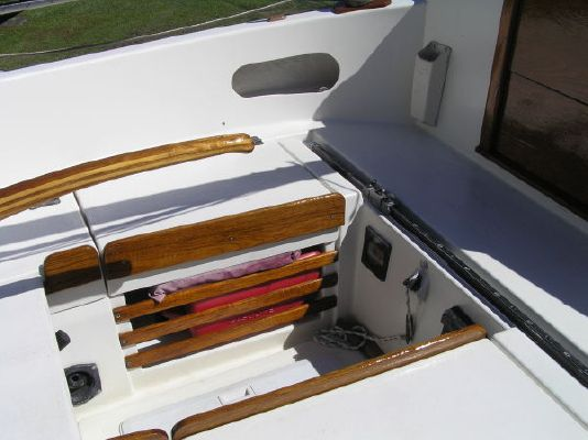 1985 marine concepts rob roy pocket yawl  9 1985 Marine Concepts Rob Roy Pocket Yawl