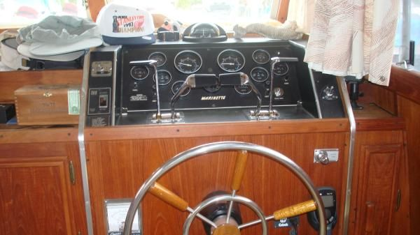 Boats for Sale & Yachts Marinette 39' Aft Cabin 1985 Aft Cabin All Boats