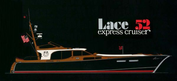 1985 Midnight Lace 52 Express Cruiser Boats Yachts For Sale