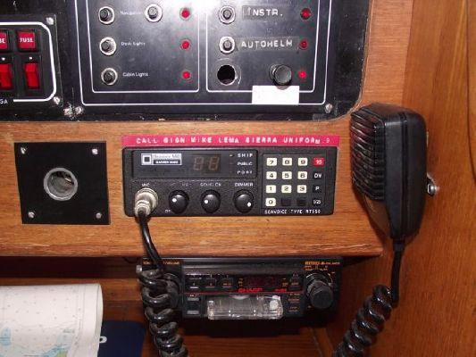 1985 moody 31 mk1 fin keel  33 1985 Moody 31 Mk1 fin keel
