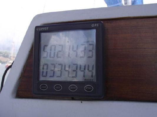 1985 moody 31 mk1 fin keel  53 1985 Moody 31 Mk1 fin keel