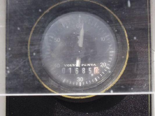 1985 moody 31 mk1 fin keel  55 1985 Moody 31 Mk1 fin keel