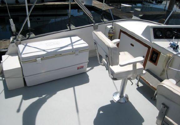 1985 nordic yachts 480  21 1985 Nordic Yachts 480