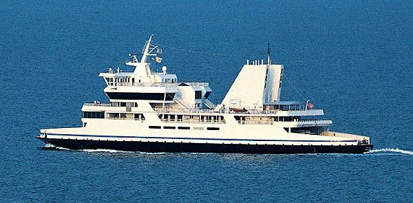 Norfolk Shipbuilding Co. Vehicle and Passenger Ferry 1985 All Boats