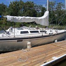 O Day tri cabin sailboat 1985 All Boats