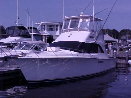 Ocean 38 Super Sport 1985 All Boats