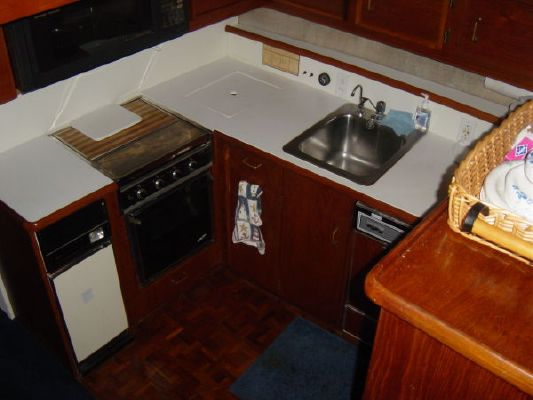 Ocean 46' Sunliner with two Hard Top(s) 1985 All Boats