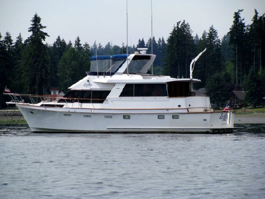 Boats for Sale & Yachts Ocean Alexander Flushdeck cockpit motoryacht 1985 Motor Boats Ocean Alexander Boats