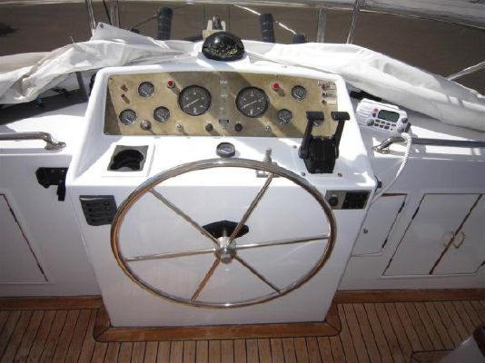 Boats for Sale & Yachts Ocean Alexander Motoryacht 1985 Motor Boats Ocean Alexander Boats
