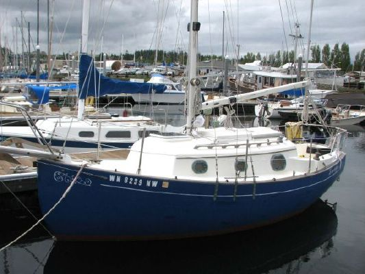 Pacific Seacraft Flicka 20 1985 Seacraft Boats for Sale