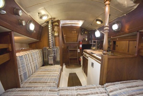 1985 Pacific Seacraft Flicka 20 Boats Yachts For Sale