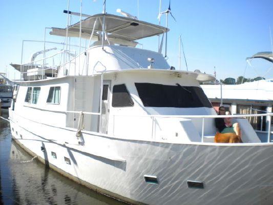 Boats for Sale & Yachts Palatka custom Long Range Trawler 1985
