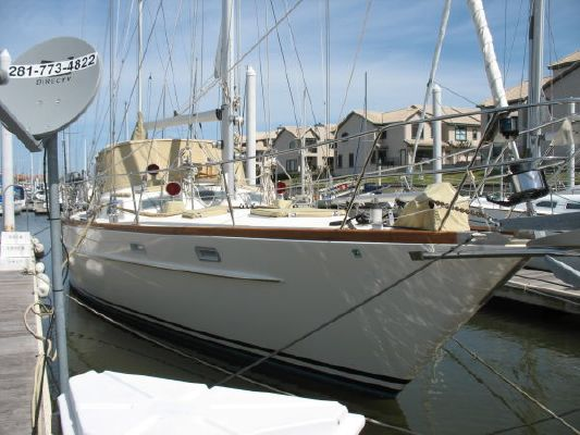 Pearson Ketch 53 1985 Ketch Boats for Sale Sailboats for Sale