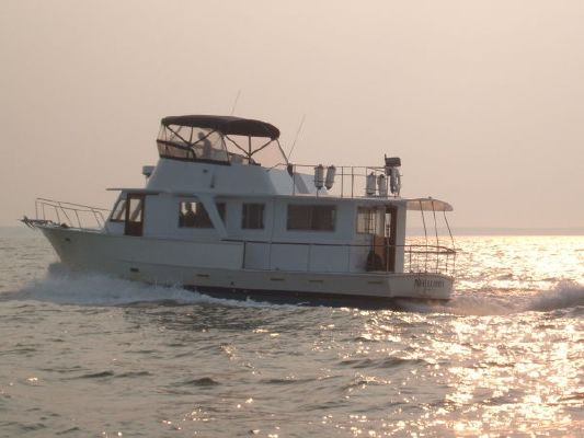 Boats for Sale & Yachts Pearson Motor Yacht, Trades ok 1985 Sailboats for Sale