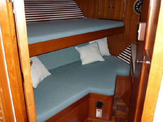 Ponderosa Aft cabin / Sundeck 1985 Aft Cabin All Boats
