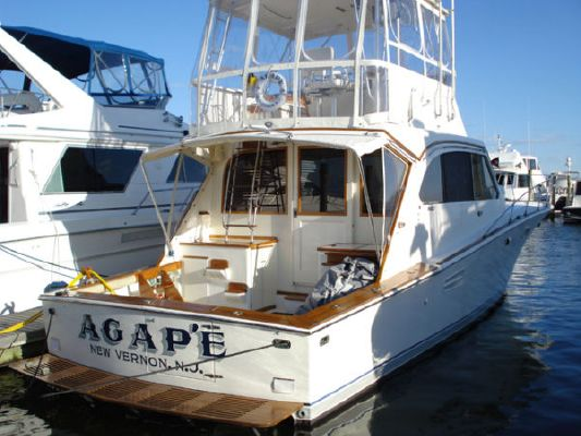 Post Flybridge 1985 Flybridge Boats for Sale