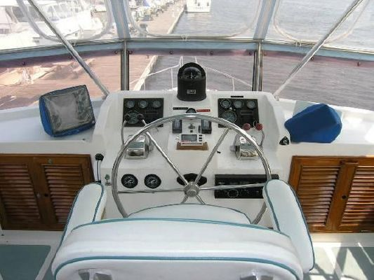 Present Cockpit Motoryacht 1985 All Boats