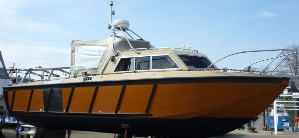 Boats for Sale & Yachts RELCRAFT 26 Sports Fisher 1985 All Boats