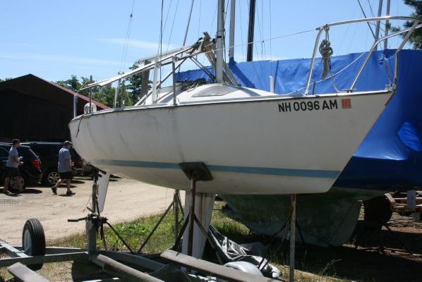 Santana 20 1985 Sailboats for Sale