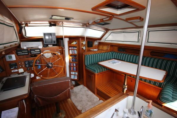 Boats for Sale & Yachts Sceptre raised cabin performance cruiser 1985 All Boats