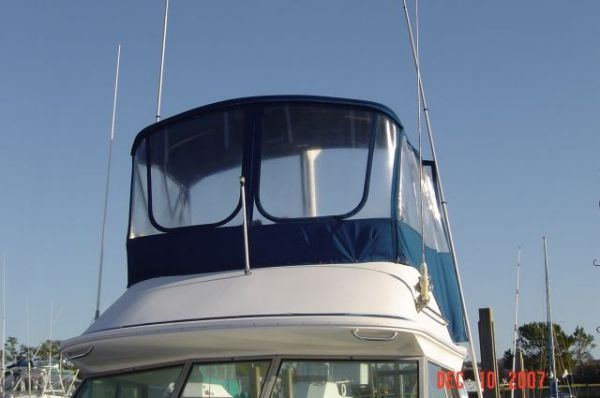 Sea Ray 340 Sport Fisherman 1985 Sea Ray Boats for Sale