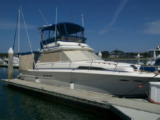 1985 Sea Ray 390 Motor Yacht Boats Yachts For Sale