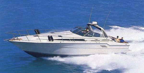 Sea Ray 460 Express Cruiser 1985 Sea Ray Boats for Sale