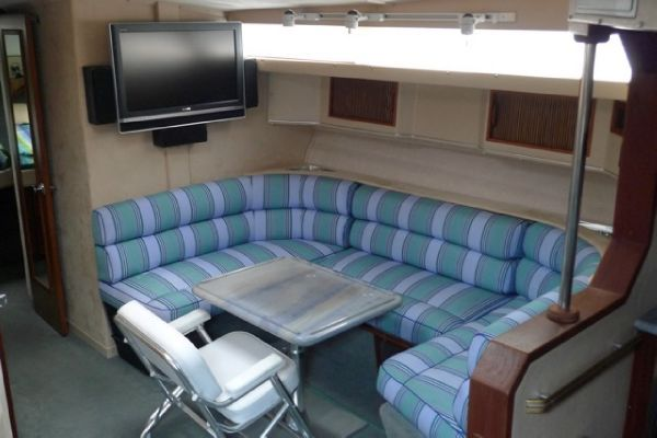 1985 sea ray 460 express cruiser  11 1985 Sea Ray 460 Express Cruiser