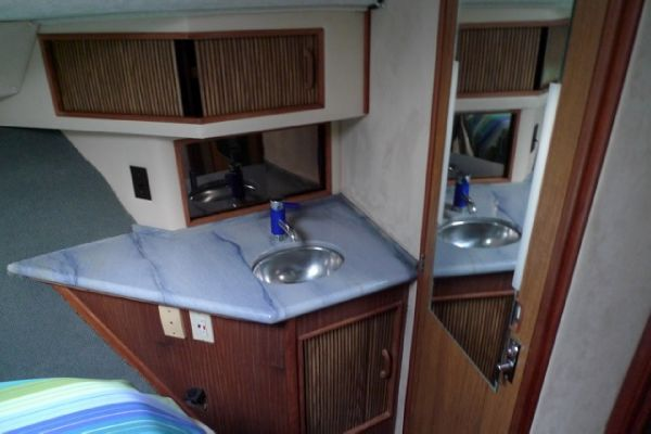 1985 sea ray 460 express cruiser  14 1985 Sea Ray 460 Express Cruiser