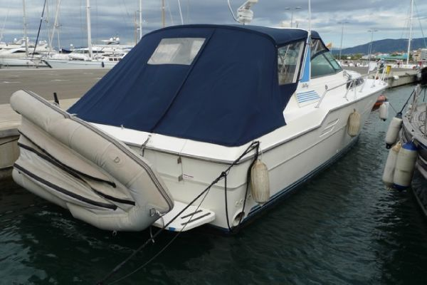 1985 sea ray 460 express cruiser  18 1985 Sea Ray 460 Express Cruiser